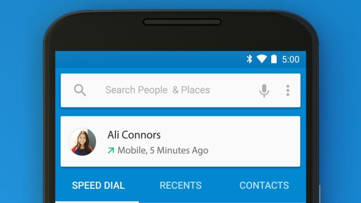 Google Dialer for Android