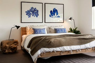 Cottesloe - midcentury - Bedroom - Perth - Collected Interiors
