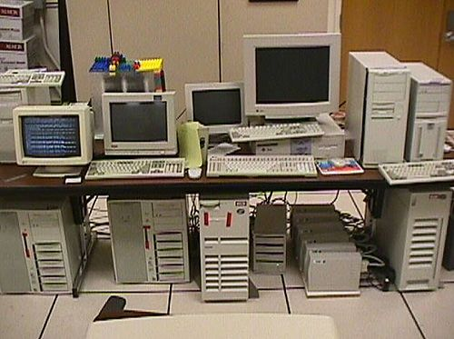 Image result for google headquarters 1998
