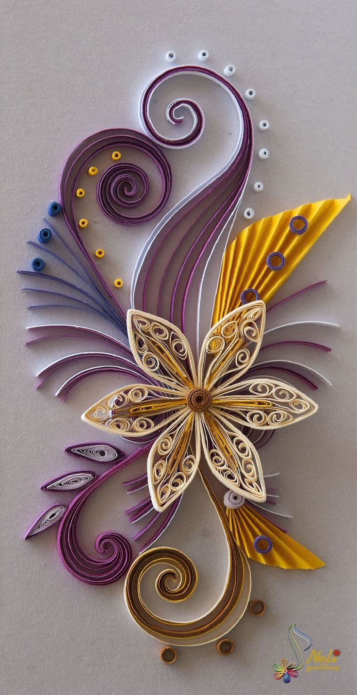 neli: Quilling cards                                                                                                                                                     Plus