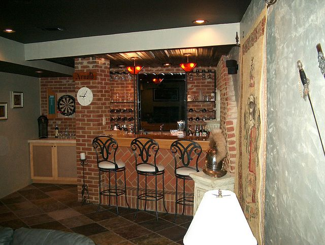 Atlanta-basement-bar | Flickr - Photo Sharing!