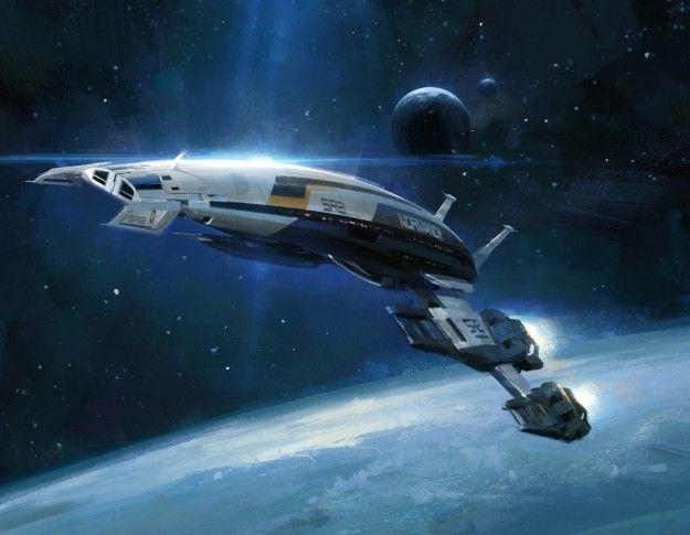 Mass Effect 2:  Normandy SR-2