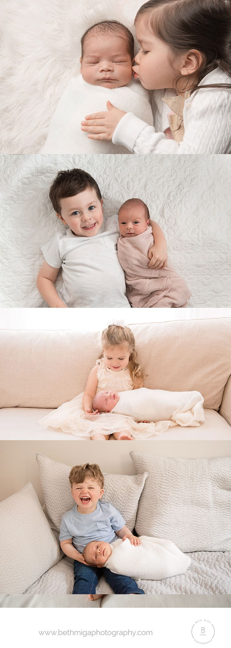 newborn and sibling photo ideas | boston newborn photographer | newborn with siblings | lifestyle newborn photography | newborn with sibling photo inspiration
