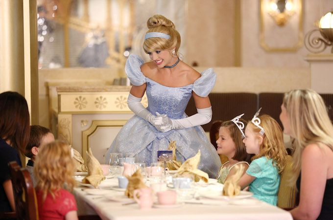 Royal Court Royal Tea experience to be offered on all four Disney Cruise Line ships | DIS