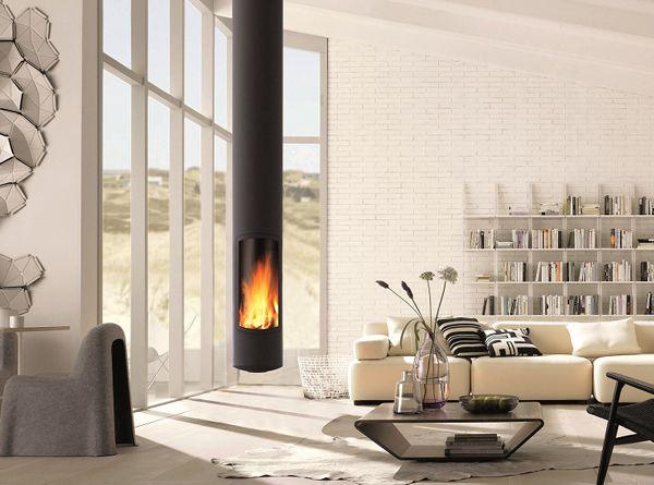 Slimfocus | Oblica Melbourne - Modern Fireplace Designs