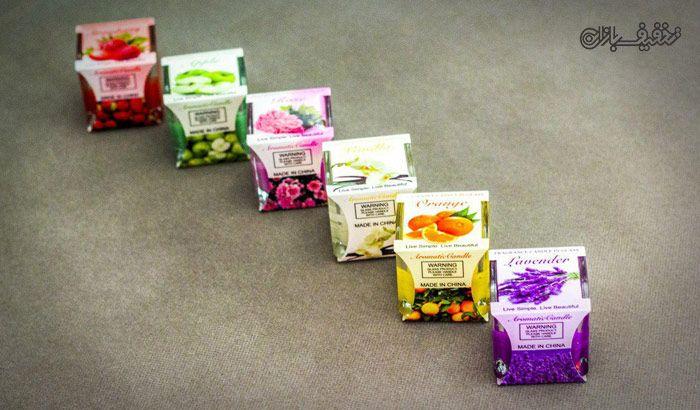 شمع معطر مکعبی شیشه ای با ۳۷ تخفیف و پرداخت ۵۰۰۰ تومان به جای ۸۰۰۰ تومان Free Crochet Bag Free Crochet Crochet Bag