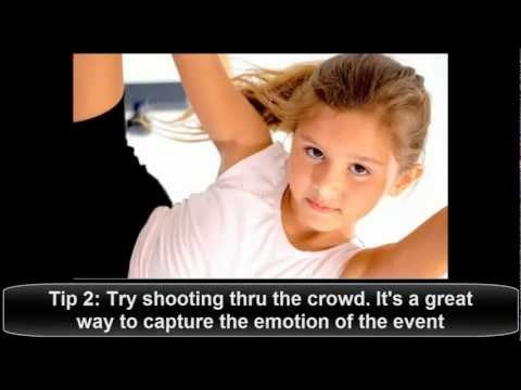 How To Take Great Sports Photos Of Kids