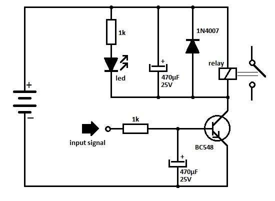 one of the serious problems in relay operated circuits is