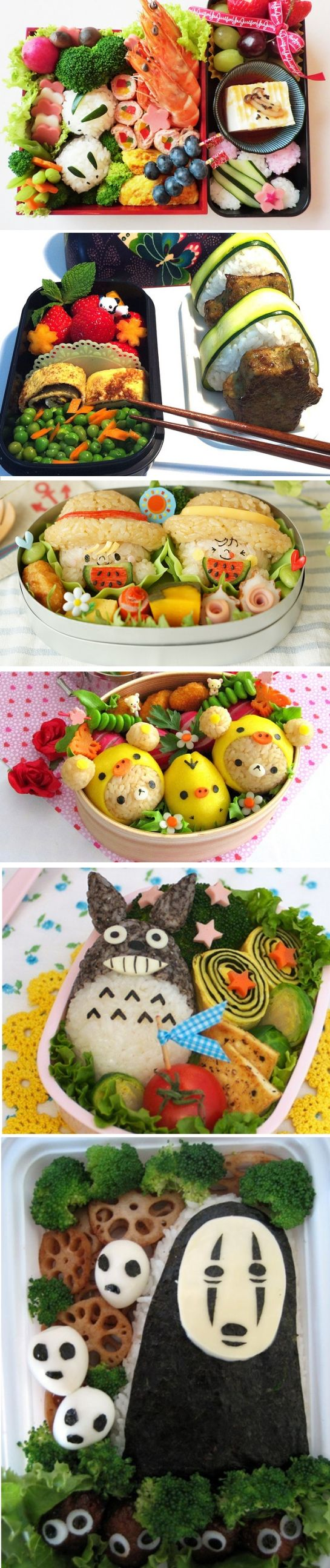 GOTTA HAVE THIS / Beyond cute bento boxes.