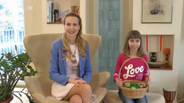Húsvéti tojás articsóka technikával  -  Erzsi és Camilla bemutatják, hogyan készíthettek csodaszép húsvéti tojásdíszeket az úgynevezett articsóka technika segítségével. A hozzávalókat könnyen beszerezhetitek hobby boltokból. Alkotásra fel!