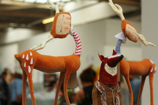 Highlights: The Renegade Craft Fair in London: Fair London, Cat, Dolls Art, Renegade Crafts Fair, Dolls Maker, Renegade Craft Fair, Stitches Crafts, Biz Brainstorm, Highlights