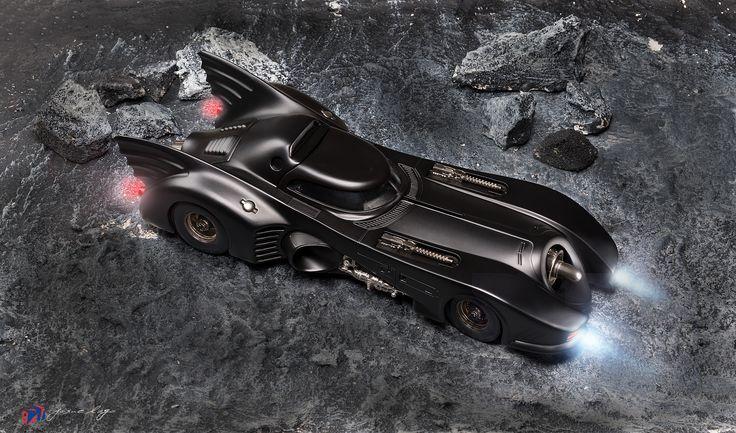 #batman #batmobile #batimovil #escala #auto #fotografia