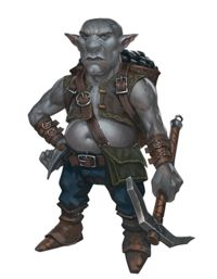 Deep Gnome (this picture comes from the 5th Edition Elemental Evil Player's Companion)-Shaad