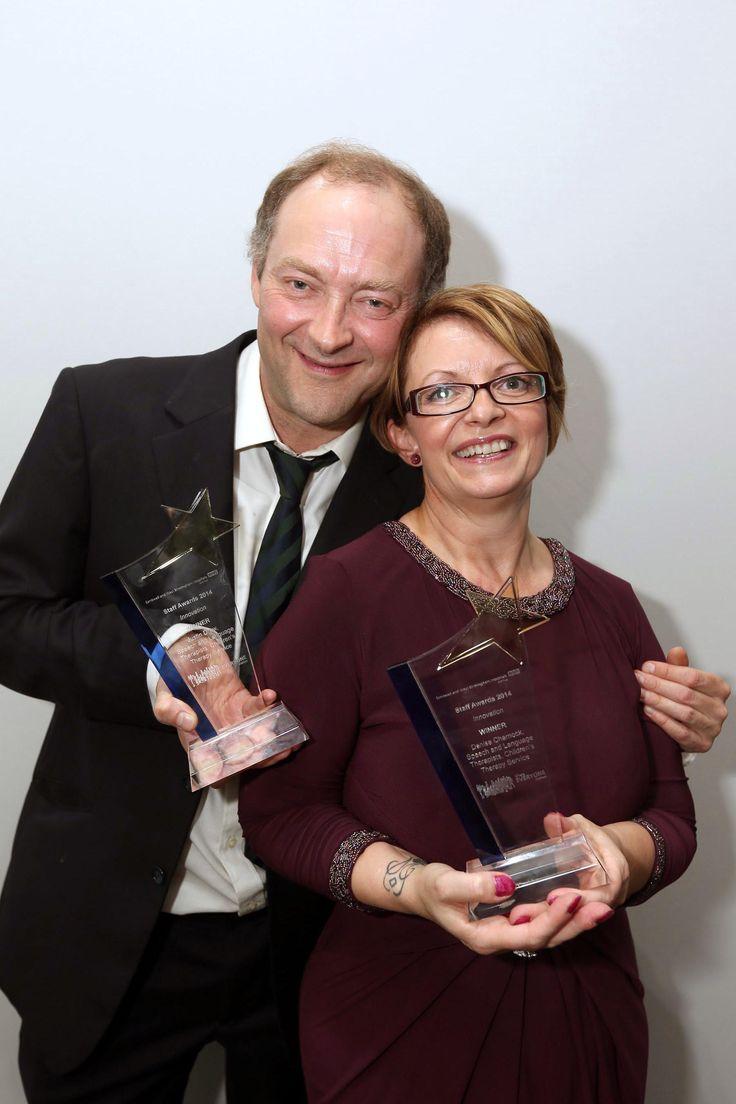 Staff Awards 2014
