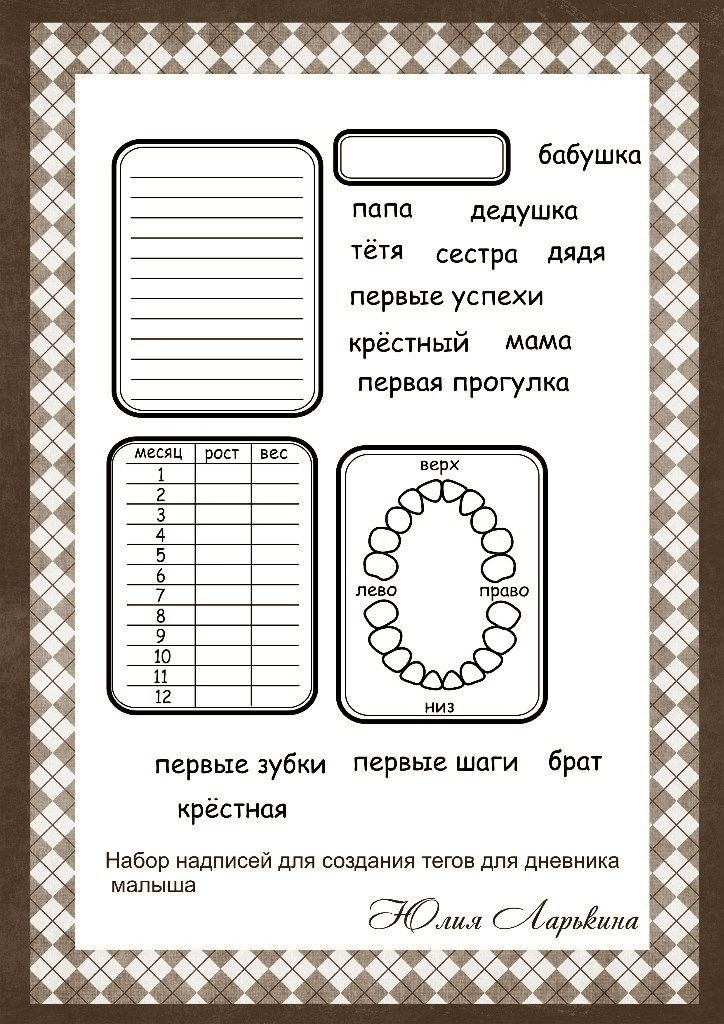 Журналинг для детских  альбомов На Яндексе http://fotki.yandex.ru/users/khinevich-olga/album/381147/