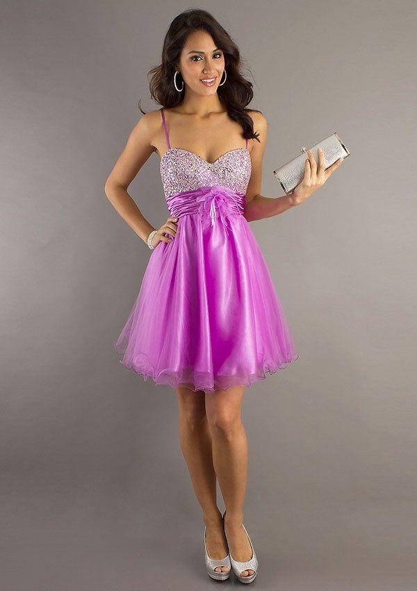 7 best damas del 15 images on Pinterest | Party wear dresses, Short ...