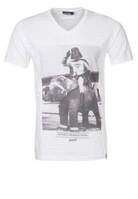 DISNEY PRODUCTION - T-shirts print - hvid