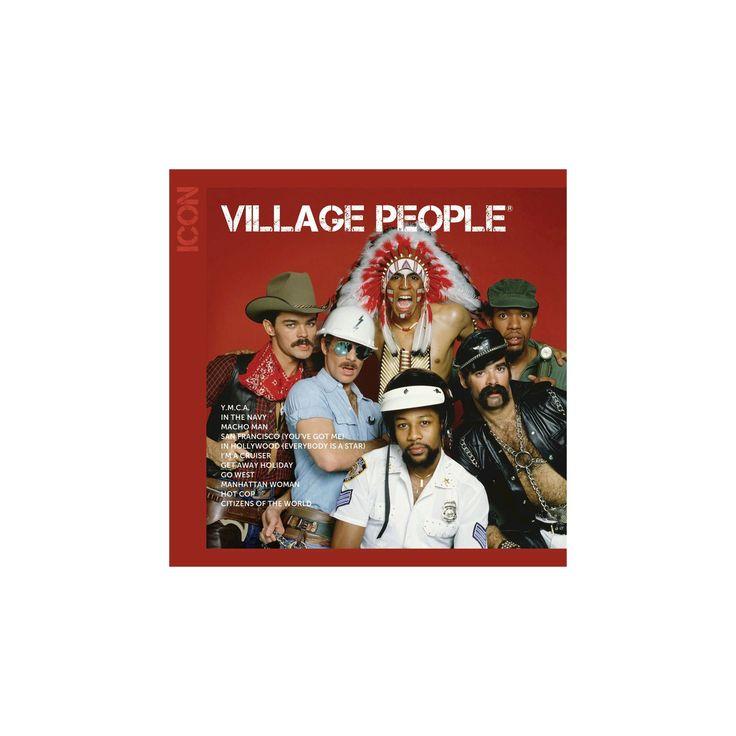 Village people - Icon:Village people (CD)