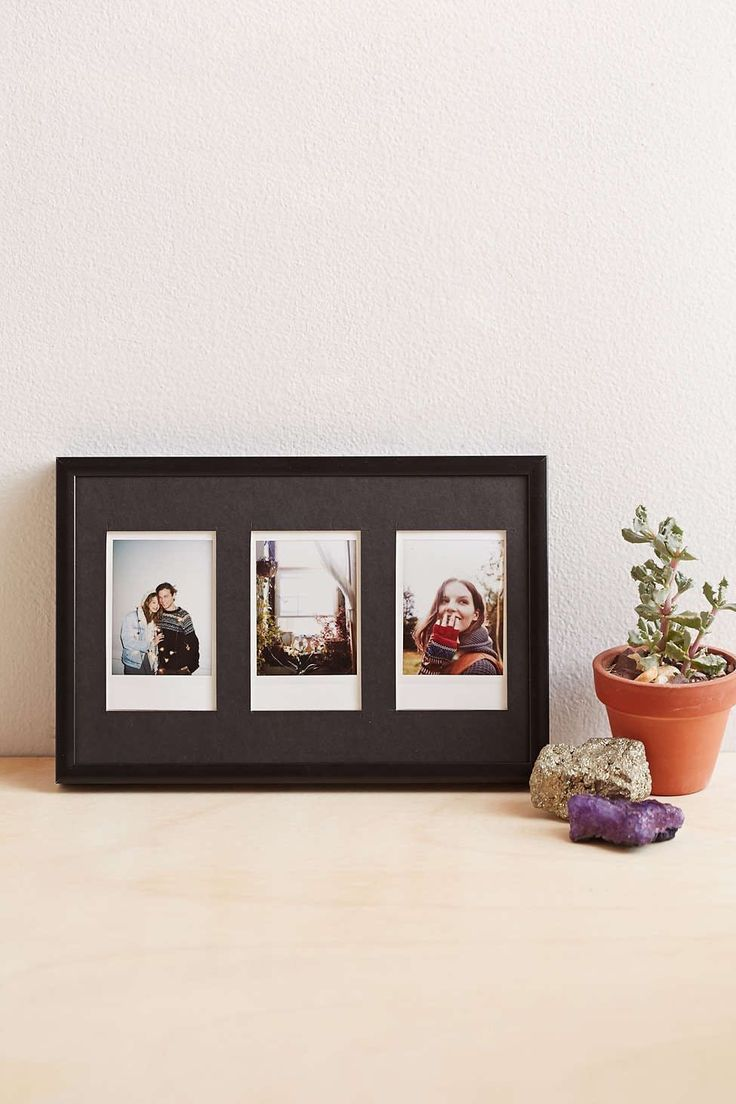 Instax Multi Picture Frame by Urban Outfitters
