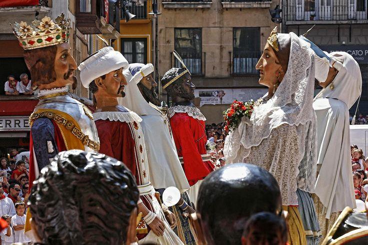 1 de enero, 2 de febrero, 3 DE MARZO, 4 de abril, 5 de mayo, 6 de junio, 7 de julio ¡San Fermín!