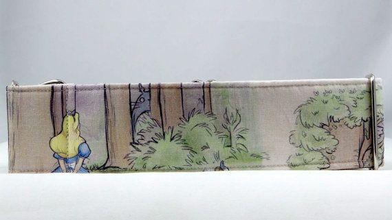 Totoro In Wonderland Martingale Dog Collar by dogsbythebay on Etsy, $19.99