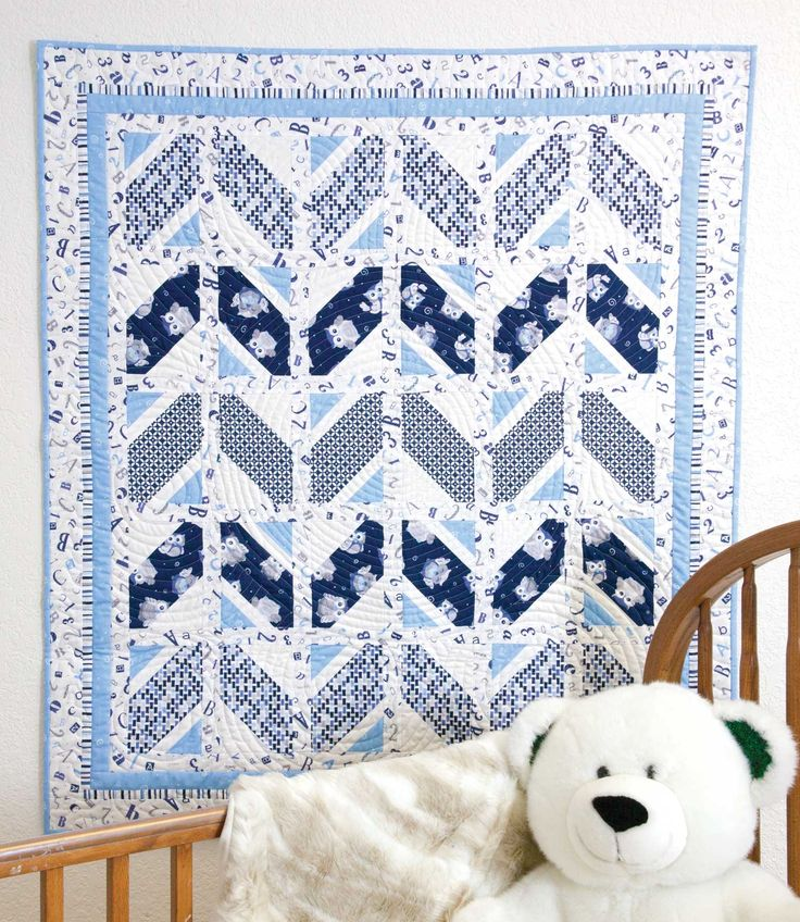 Baby Quilt Patterns Mccalls : Les 54 meilleures images a propos de Baby Quilts and Free Baby Quilt Patterns sur Pinterest ...