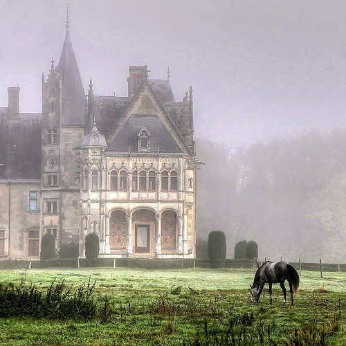 French Chateau, Nantes, France