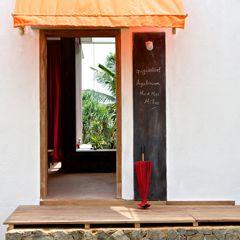 Entrance - UTMT Spa & Beach Hotel Sri Lanka http://www.utmthotel.com