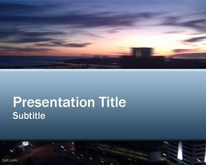 This free PPT template for management development in Power Point theme is a free style design for presentations with a blue color in the slide design