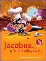 Boekenhoek: Jacobus en de vriendschapstaart