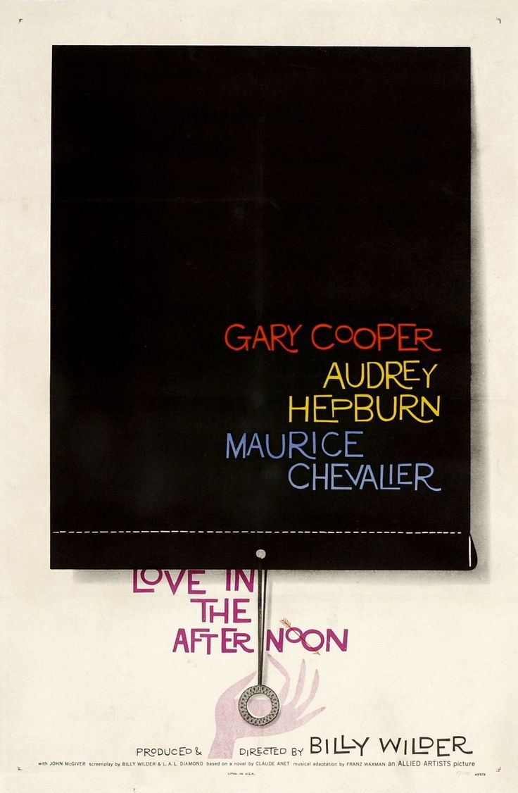 Poster design wikipedia - I Ve Always Loved Saul Bass Poster Design It S Simple But