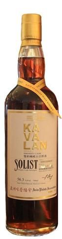 Kavalan Solist Sherry Single Cask Strength Single Malt Whisky 700ml 56.3%