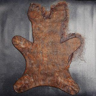 Мокрое валяние из шерсти: лисенок - игрушка на руку, мастер-класс для начинающих
