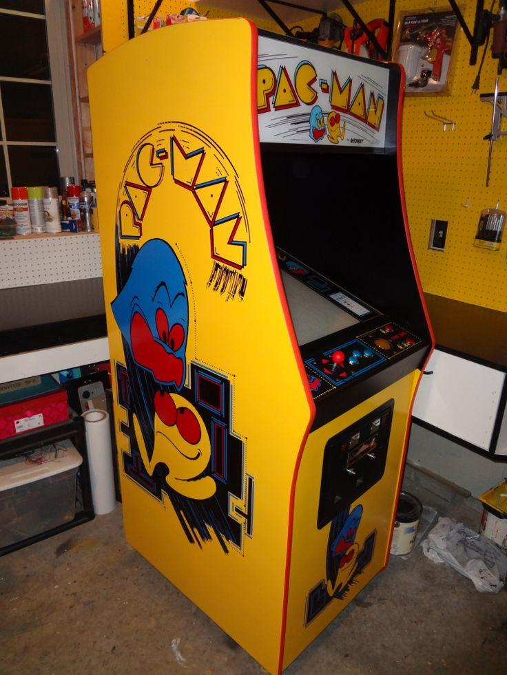 Pacman cabinet