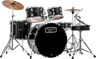 Mapex tornado compact drum kit in black