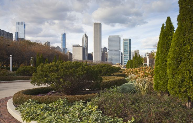 My Odyssey article features 9 beautiful parks in Chicago.