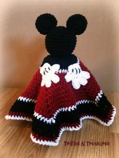 Craft Passions: Magical Mouse Loveys# free crochet pattern link he...