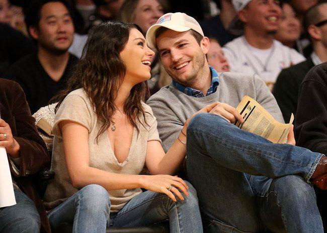 Ashton Kutcher envoie Mila Kunis sur des sites de rencontre