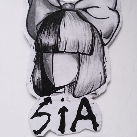 Sia I Luv Her Siaart Siafanart Drawing Draw