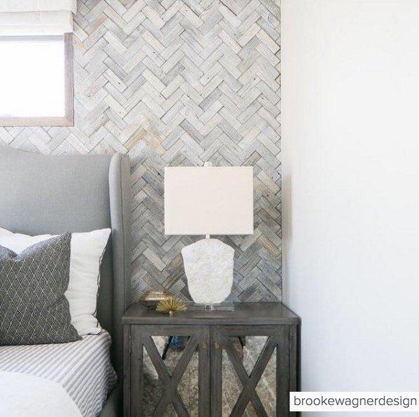 E and S Tile | Reclaimed Wood | Brooke Wagner Design