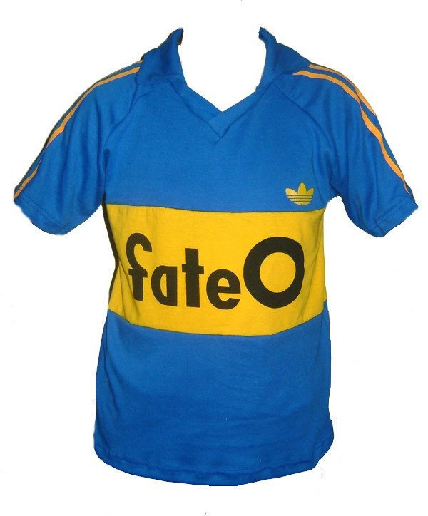 camisetas retro boca juniors 1991