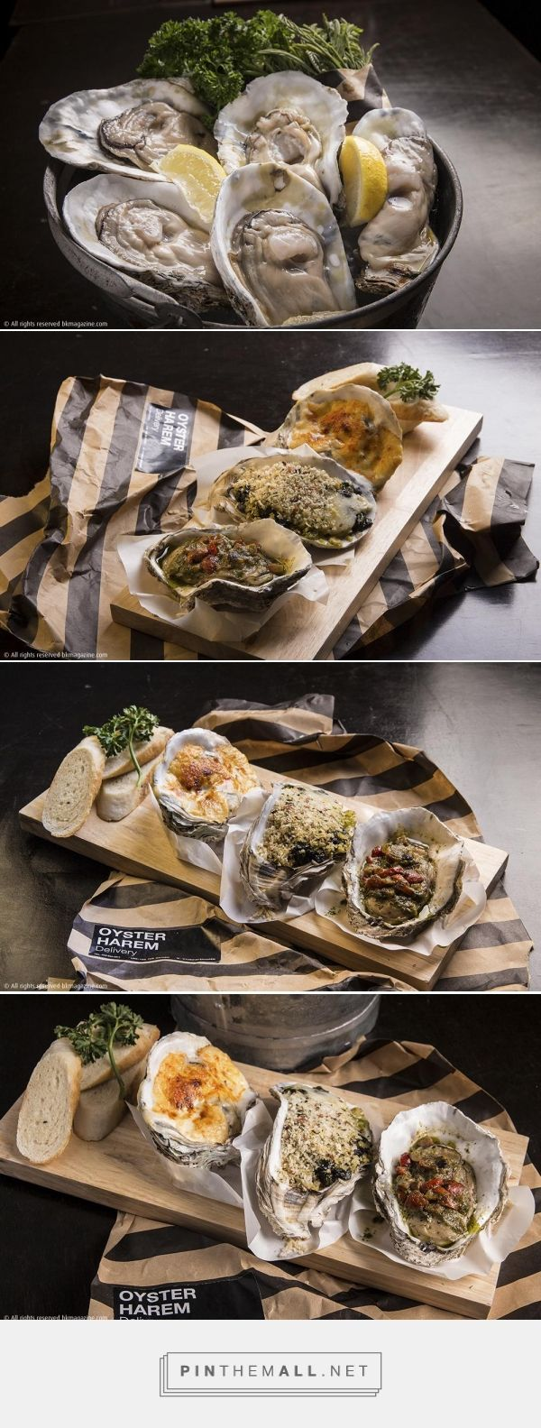 Oyster Harem Bangkok | Seafood restaurant via BK Magazine Online curated by Packaging Diva PD. OMG, Am I ready to try this place : )