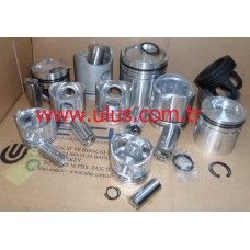 Engine Piston Assy, Komatsu Engine overhaul spare parts