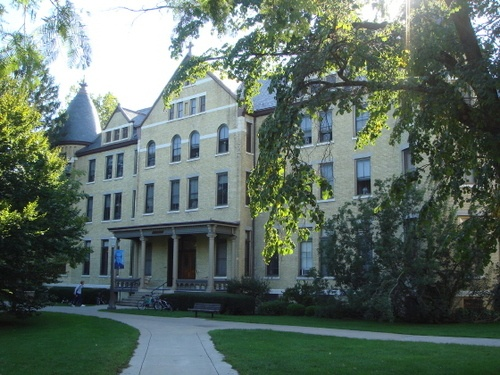 This is Sorin, my old dorm at Notre Dame.  I want to donate a building some day