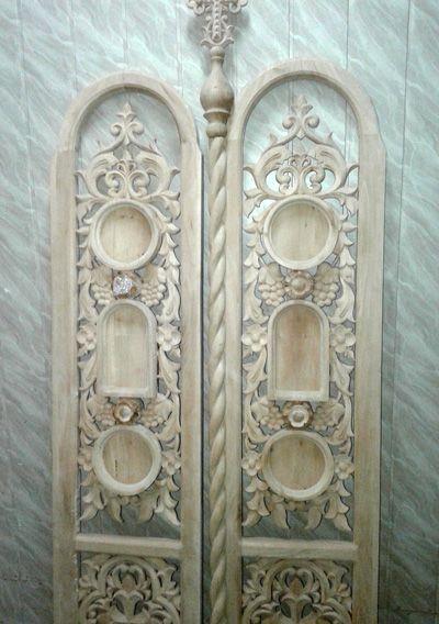 Царские Врата для Иконостаса, резьба, ольха #church