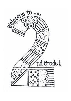 Welcome to 2nd Grade | Beginning of school, Second grade ...