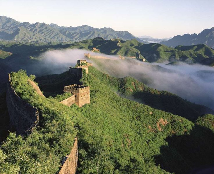 Great Wall of China - Jinlong Kan/Getty Images - Great Wall of China One of the most ambitious man-made structures on earth, the Great Wall of China has a history that dates back to 220 BC, when it was made for the protection of the Chinese Empire by Qin Shi Huang, the first emperor of China. With estimates placing the entire length of the wall at over 21,000km, construction continued up till 17th century, making it the largest military structure in the world. In 1987, it was designated as…