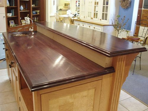29 best Premium Wide Plank Wood Countertops images on ...