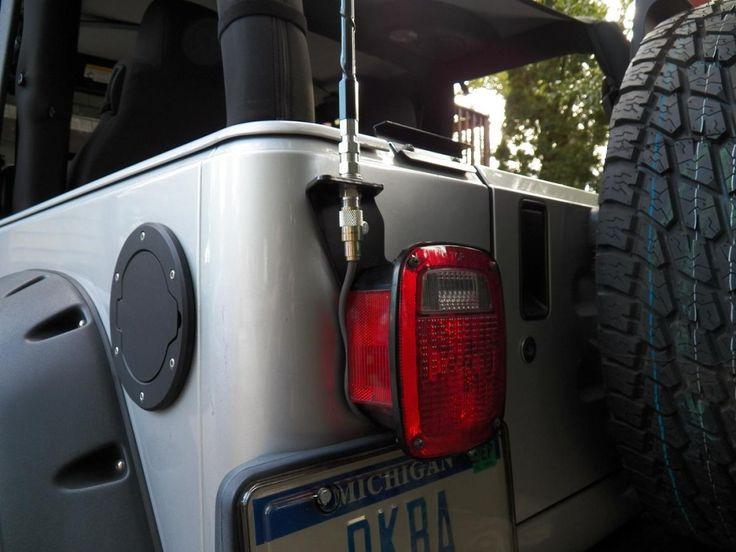Mobile Tire Service >> jeep ham radio antenna mount - Google Search   Offroad ...