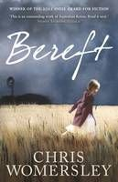 Bereft, by Australian author Chris Womersley, is one of four titles shortlisted for this year's Crime Writers' Association (CWA) Gold Dagger Award.